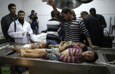 Niños asesinados tras una incursión aerea israelí en Gaza