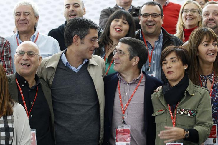 Futuros líderes del PSOE