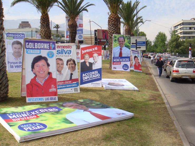 Chile 2013 Elecciones Bachelet