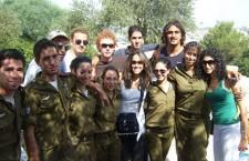 soldados israelitas guays