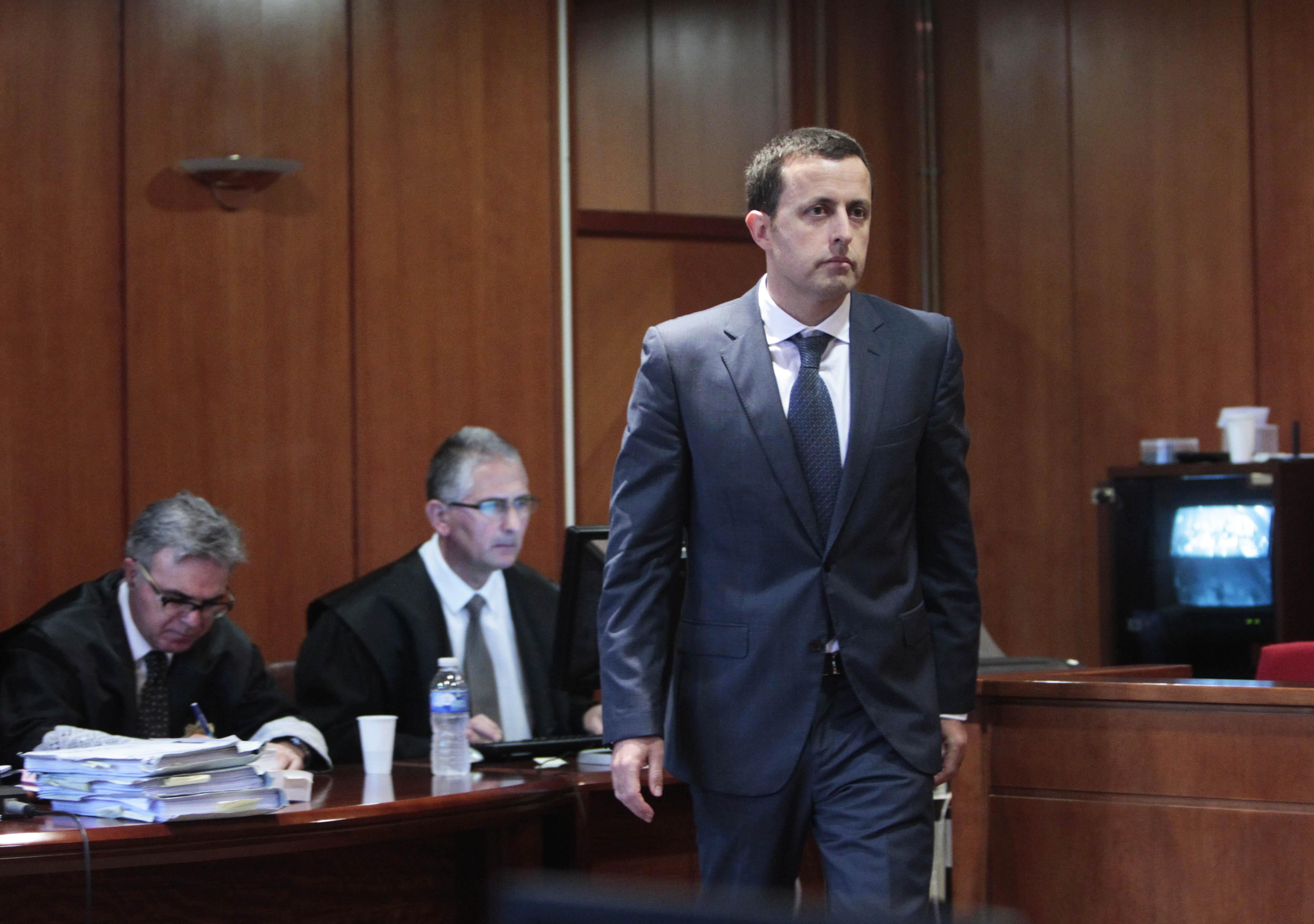 Anatomía de una sentencia contra un juez honesto | Revista Hincapie